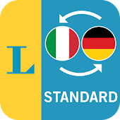 Italian <> German Talking Dictionary Standard