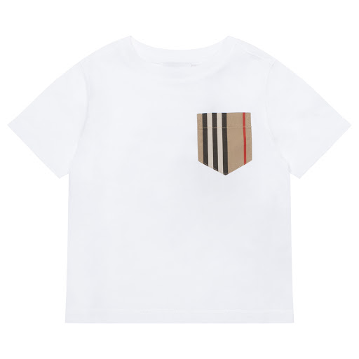 Primary image of Burberry Pocket T-shirt