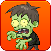 Guns Shooting Zombie Outbreak: 2d Shooter Survival