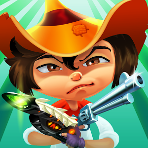 COWBOY VS UFOS V1.02 MOD (UNLIMITED MONEY) APK