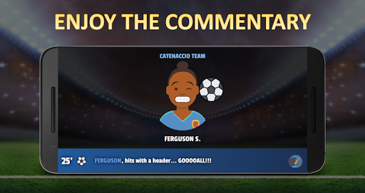 Catenaccio Football Manager screenshots 4