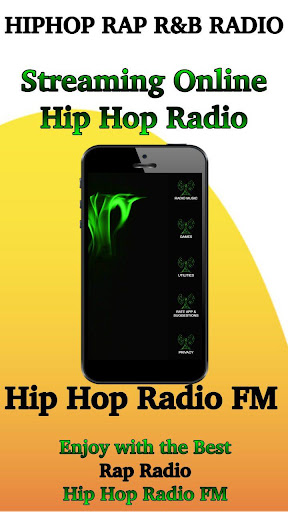 hip hop radio fm screenshot 1