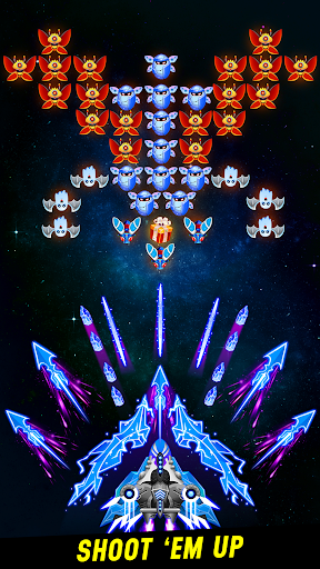 Space Shooter: Galaxy Attack 1.306 Cheat screenshots 1