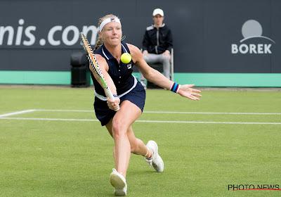 Sterke Kvitova ontzegt Bertens eindstrijd met Svitolina in Berlijn, logische finale bij de mannen