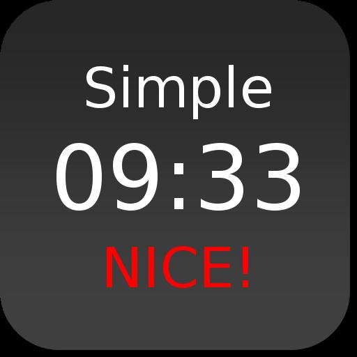 Nice Simple Clock (Widget) - Apps on Google Play