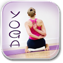 Daily Yoga Exercise Guide icon