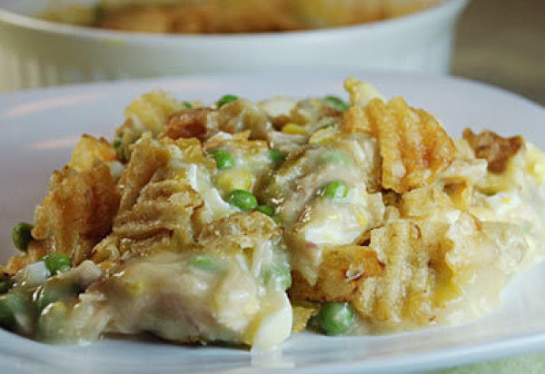 Perfect Tuna Casserole Recipe