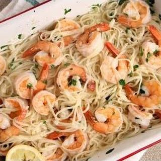 Roasted Shrimp Scampi Recipe