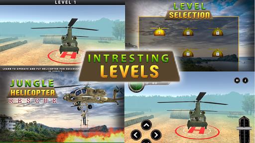 免費下載模擬APP|丛林消防直升机救援 app開箱文|APP開箱王