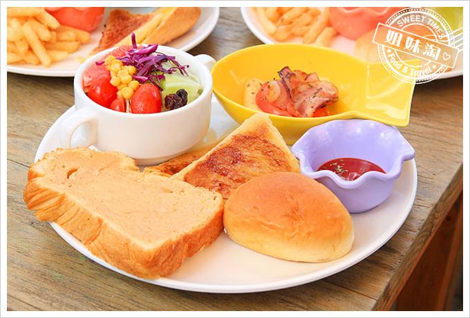 小琉球荷花軒早午餐丹麥吐司套餐