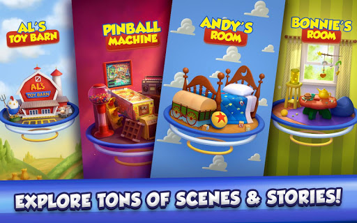 Toy Story Drop!  screenshots 24