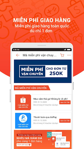 Shopee: Mua Sắm Online #1 screenshot 1