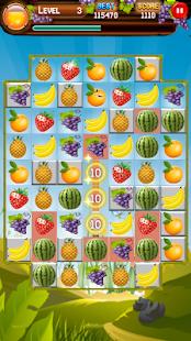 Match Fruit - náhled