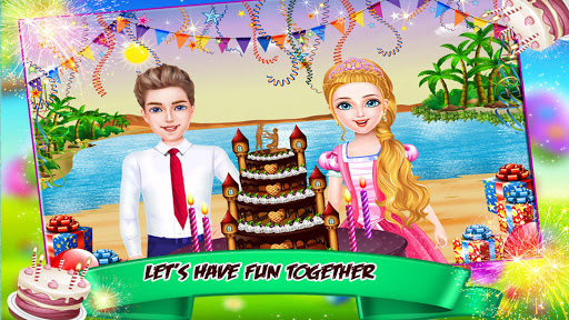 Princess Castle Wedding Cake Maker 1.1 screenshots 6
