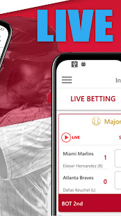 Bet On Sports the Sportsbook Betting Freeplay App - náhled