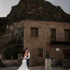 Wedding photographer Christos Aggelidis (aggelidis). Photo of 21.10.2018