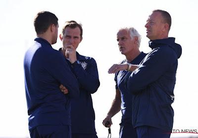 Un duo pour assurer l'intérim à Anderlecht ?