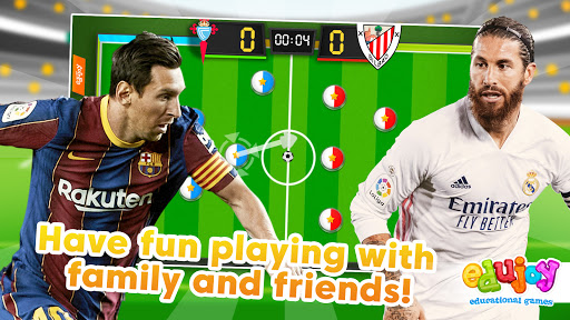 La Liga Educational games. Games for kids 6.3 screenshots 1