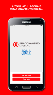Estacionamento Digital - Zona Azul- screenshot thumbnail