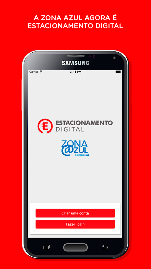 Estacionamento Digital - Zona Azul- screenshot