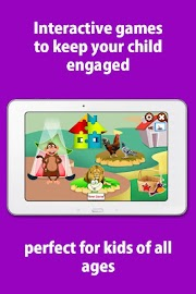 Kids Zoo,Animal Sounds & Photo Screenshot 2