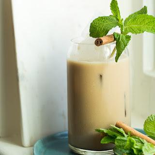 Cinnamon Tea Horchata presented by Traditional Medicinals.