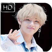 Tải BTS V Wallpaper HD APK
