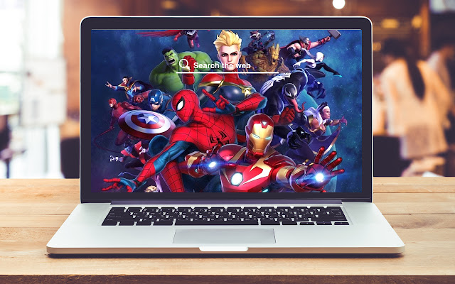 Marvel's Ultimate Alliance 3 Wallpapers Theme