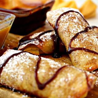 Honey Bunches of Oats Egg Roll Desserts.