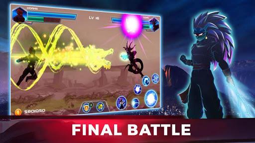 Dragon Shadow Battle: Dragon Ball Z - Super Saiyan apkpoly screenshots 3