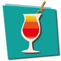 Cocktails and Drinks icon