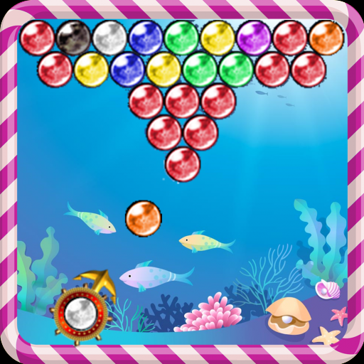 Water Bubble Shooter 2016