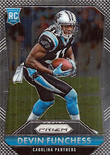 Photo: Devin Funchess 2015 Panini Prizm RC