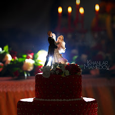 Wedding photographer Khanlar Mamedov (Khanlar). Photo of 20.03.2016