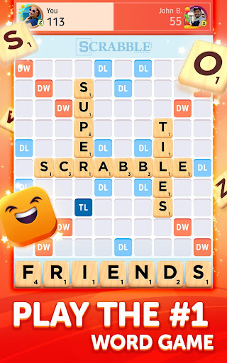 Scrabbleu00ae GO - New Word Game android2mod screenshots 6