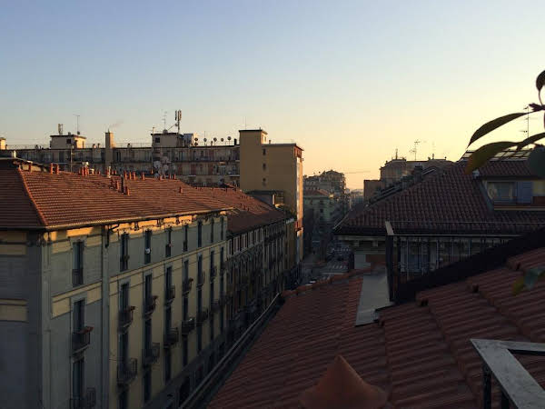 Apartment Pied a terre with terrazza in Milan city center