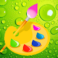 Coloring games for kids & jigsaw puzzles for free