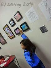 Photo: Gratitude for the joy I see in artistic children.