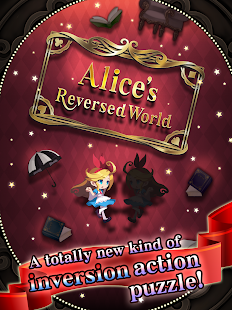 Alice's reversed world- screenshot thumbnail