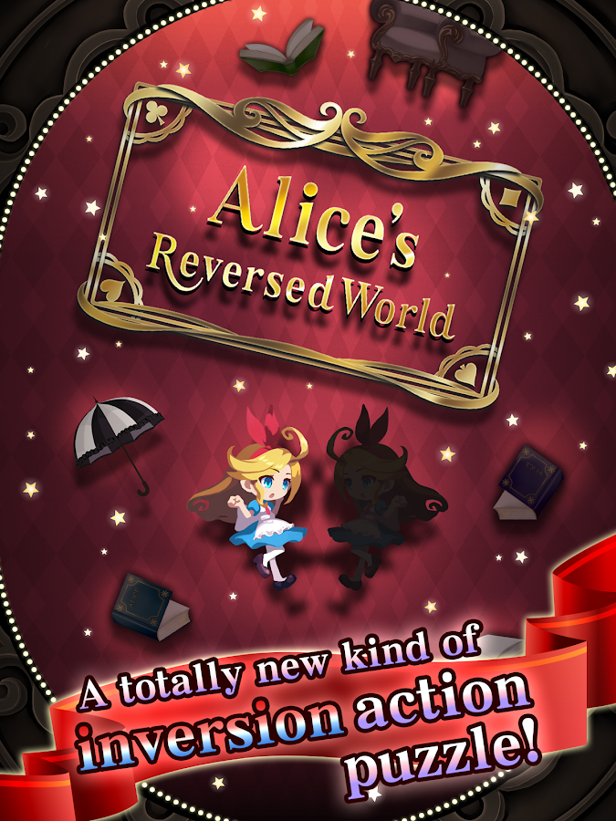 Alice's reversed world- screenshot