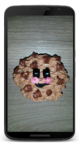 Bracelets rubbers photos