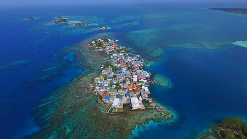 Utila - Islas de la Bahía - honduras