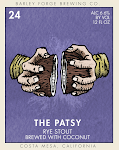 Barley Forge The Patsy