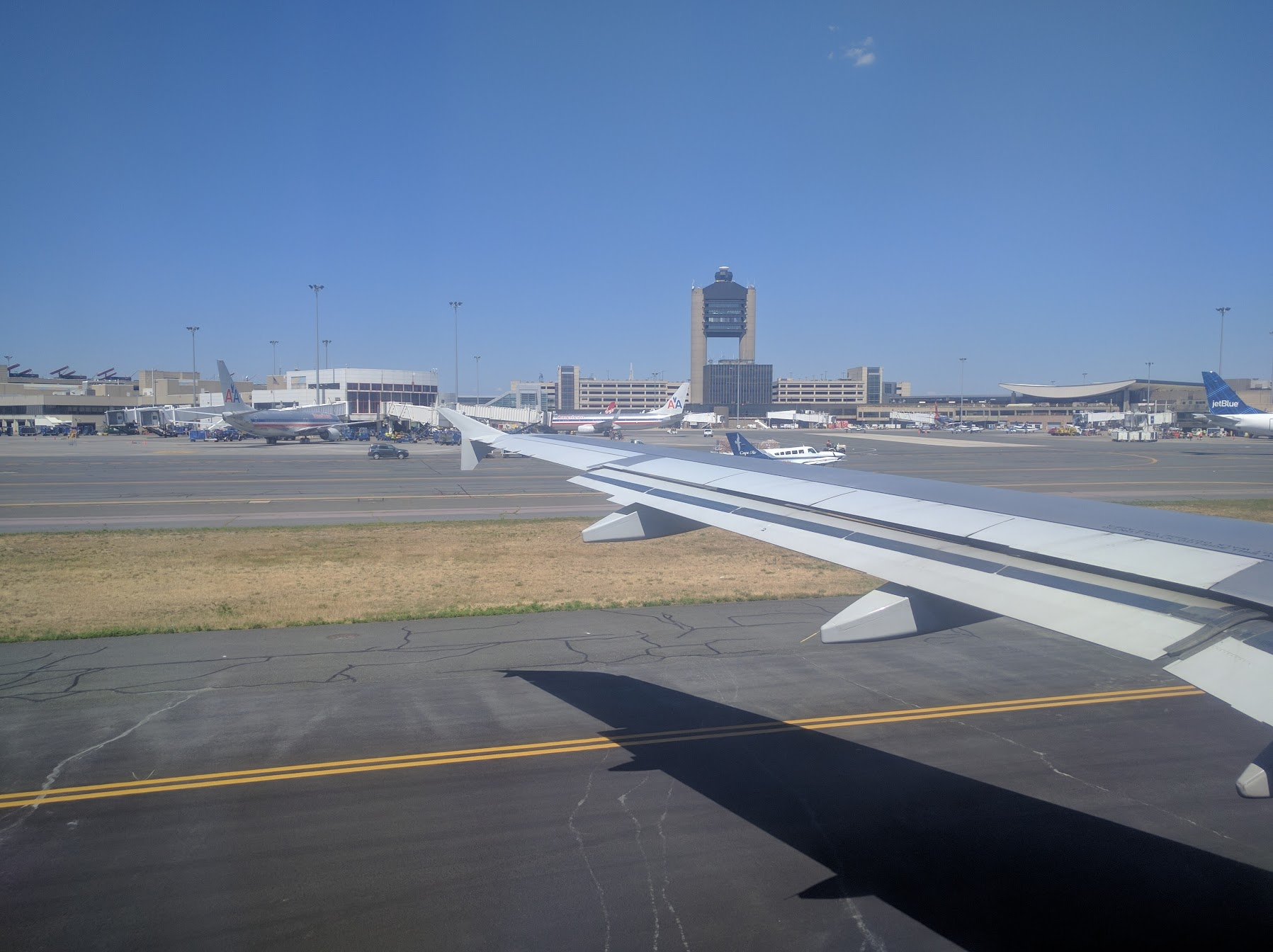 Review Of American Airlines Flight From Boston To