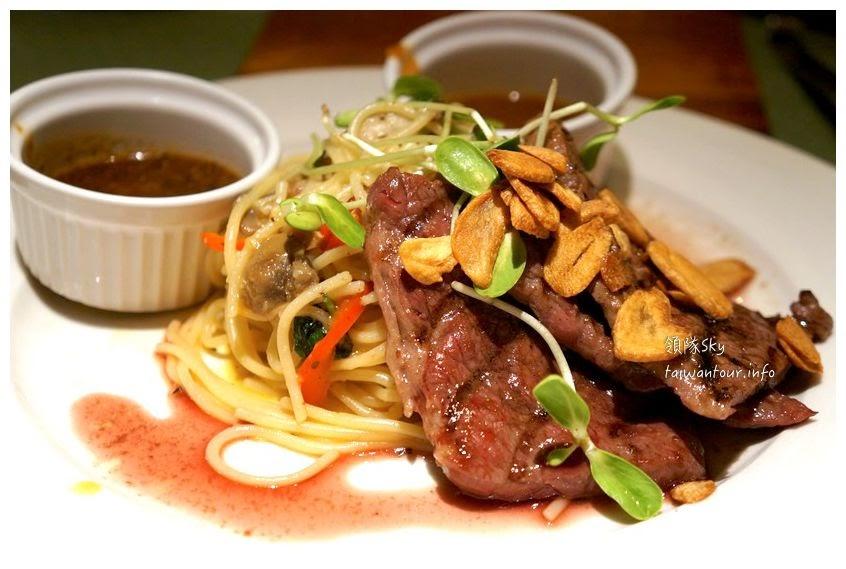 台北美食推薦-內湖 義大利麵.牛排義式餐廳 【CaLACaLA】