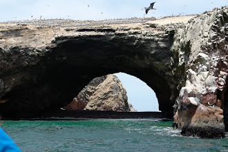 Photo: Islas Ballestas.