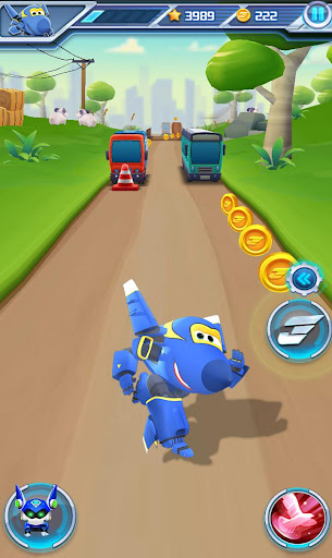 Super Wings : Jett Run 2.9.1 screenshots 4