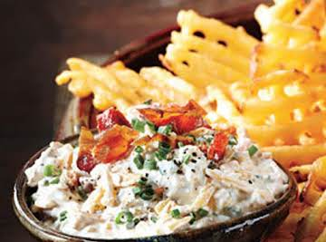 Loaded baked tater dip