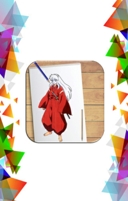 Download How To Draw Inuyasha Characters Apk Latest Version