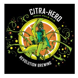 Logo of Revolution Citra Hero